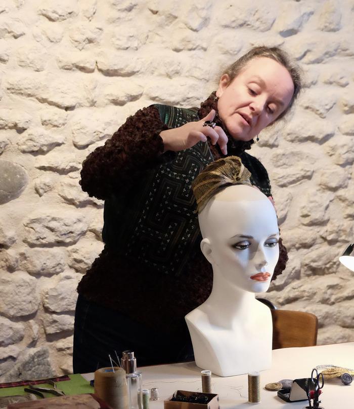 Journées du patrimoine 2018 - Atelier artisanat d'art
