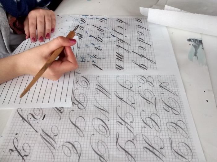 Journées du patrimoine 2018 - Atelier d'arts graphiques au musée Victor Hugo