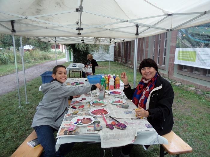 Journées du patrimoine 2018 - Atelier bricolage nature
