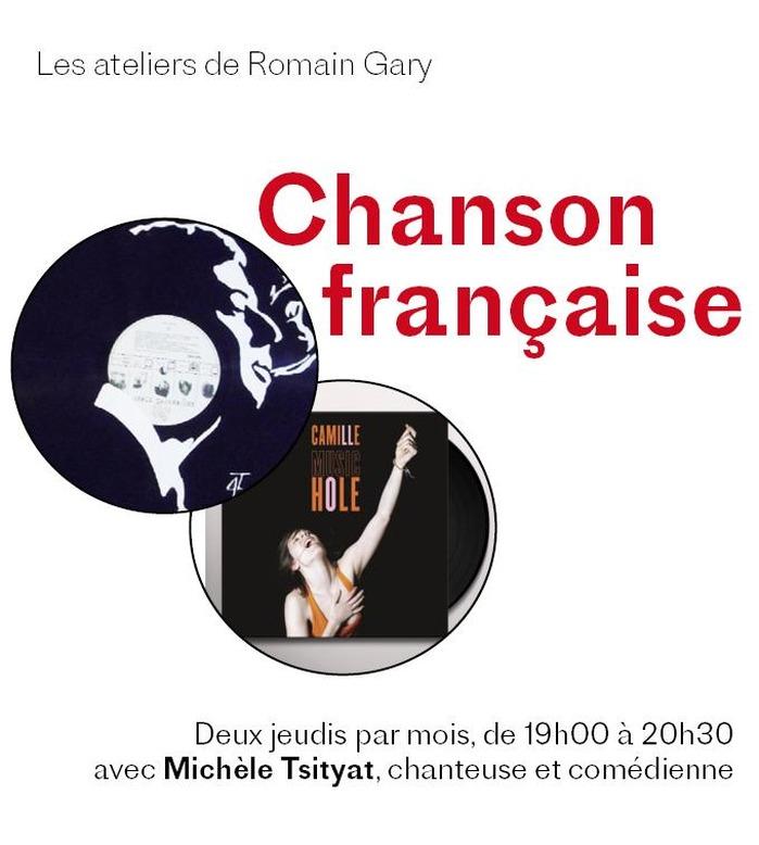 Atelier Chanson française