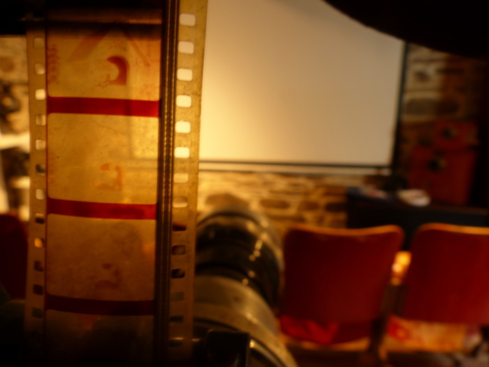 Journées du patrimoine 2018 - Atelier cinéma