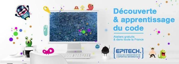 Atelier Coding club @EPITECH LYON