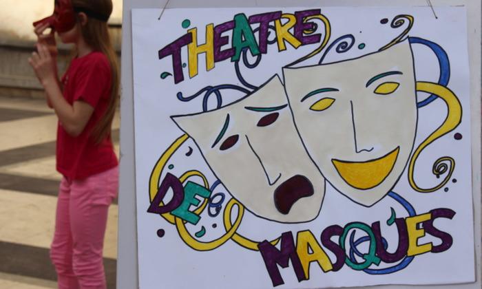 Atelier Commedia dell'Arte et Théâtre enfants