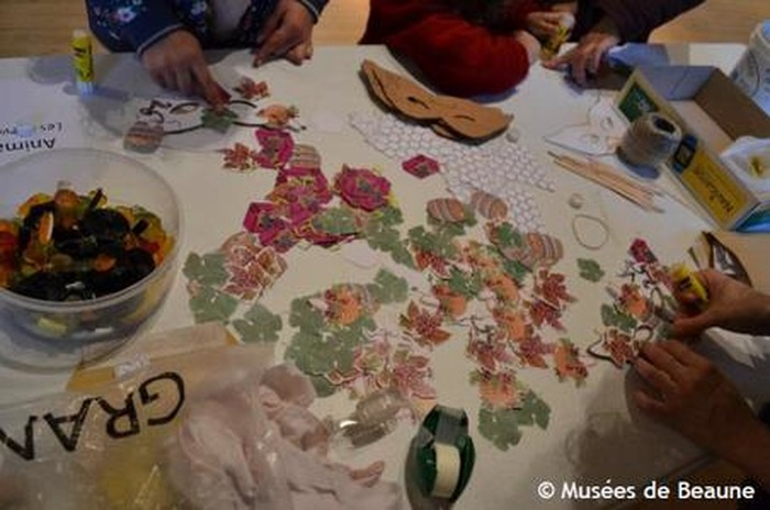 Journées du patrimoine 2018 - Atelier créatif