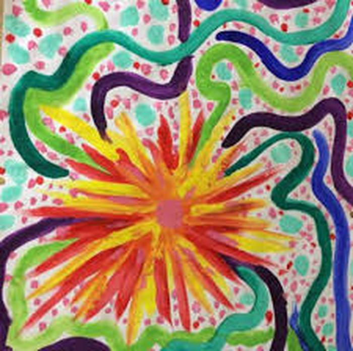 Journées du patrimoine 2018 - Atelier créatif : réalisation d'un tableau textile