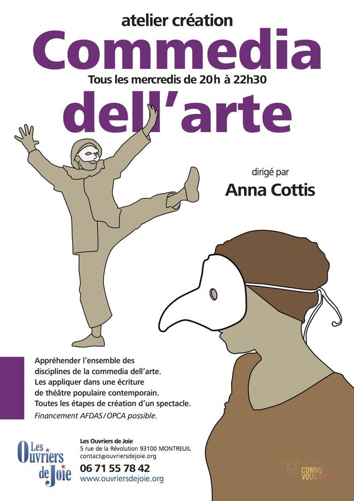 Atelier-Création Commedia dell'Arte