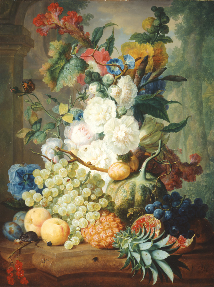 Journées du patrimoine 2018 - Atelier cueillette florale