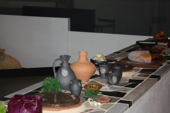 Journées du patrimoine 2018 - Atelier cuisine romaine