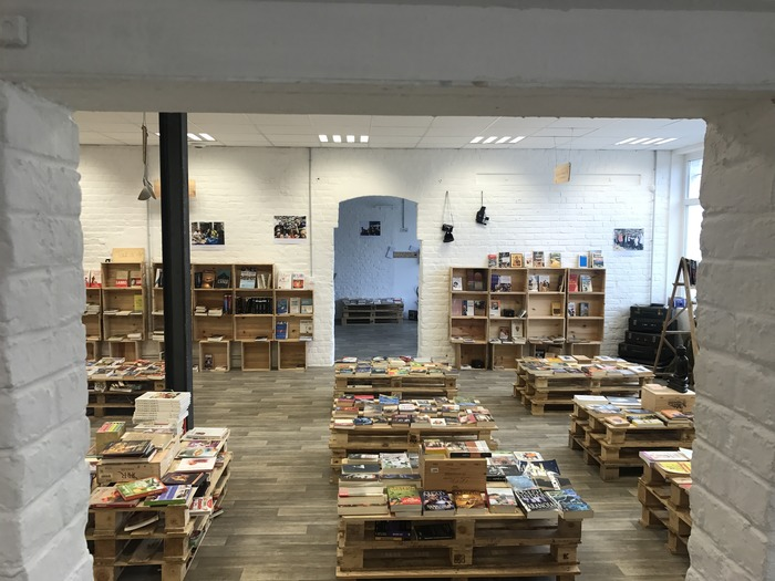 Journées du patrimoine 2018 - Atelier d'échange de livres