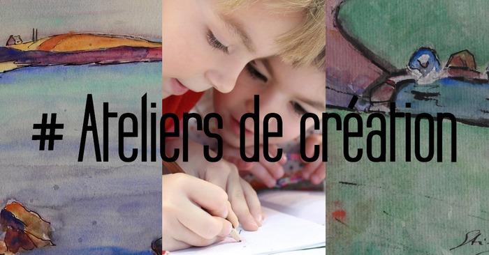 Journées du patrimoine 2018 - Atelier de création autour des œuvres d'Etienne Noel
