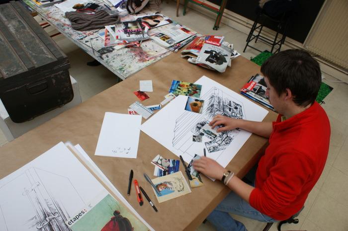 Journées du patrimoine 2017 - Atelier de dessin
