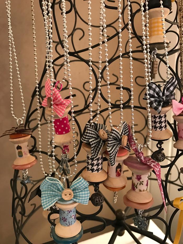 Journées du patrimoine 2018 - Atelier de fabrication de bijoux.