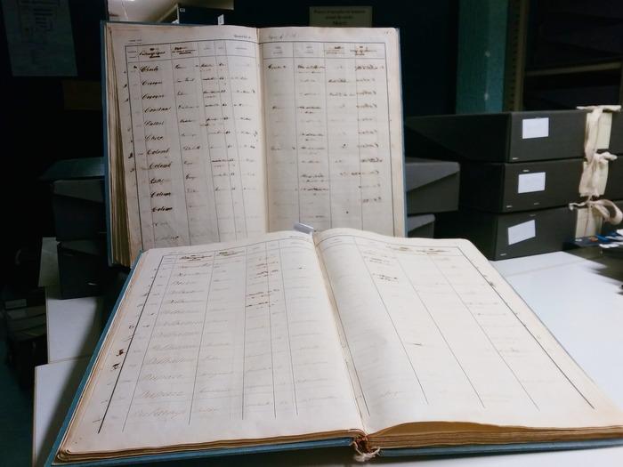 Journées du patrimoine 2018 - Atelier de généalogie aux Archives territoriales de Guyane