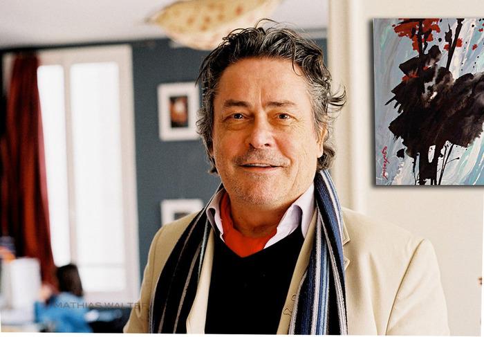 Journées du patrimoine 2018 - Atelier de l'illustrateur Pierre Cornuel