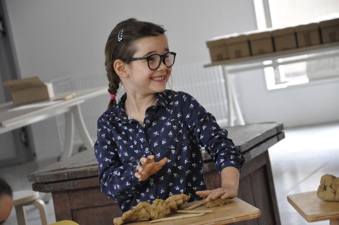 Journées du patrimoine 2018 - Atelier de modelage pour les familles