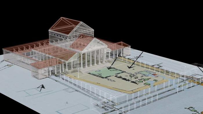 Journées du patrimoine 2018 - Atelier de modélisation 3D