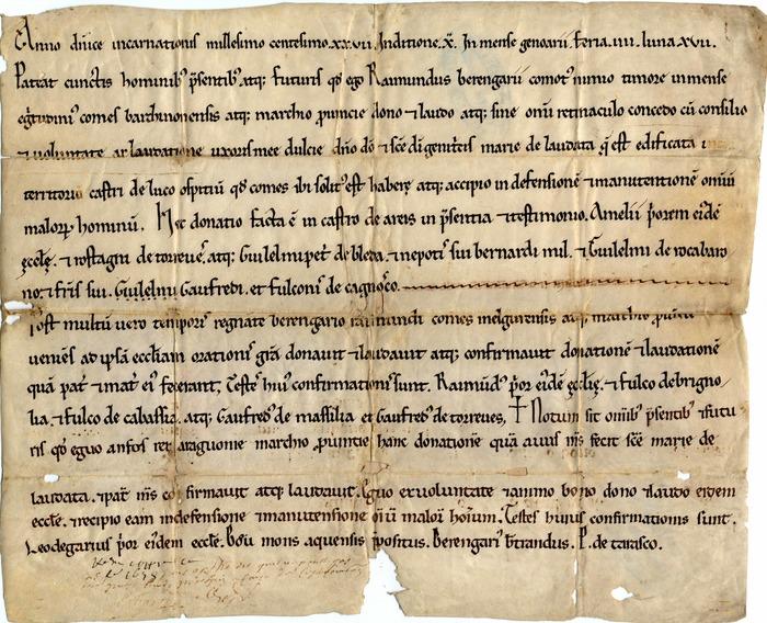 Journées du patrimoine 2018 - Atelier de paléographie et écriture médiévale