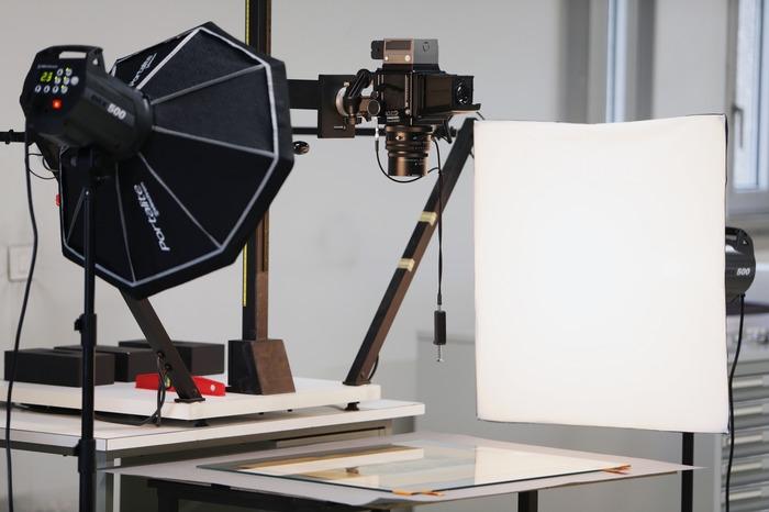 Journées du patrimoine 2017 - Atelier de photographie aux Archives