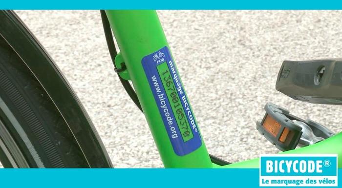 Atelier de réparation vélos et marquage Bicycode