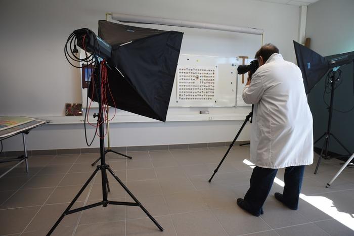 Journées du patrimoine 2018 - Atelier de tirages photos