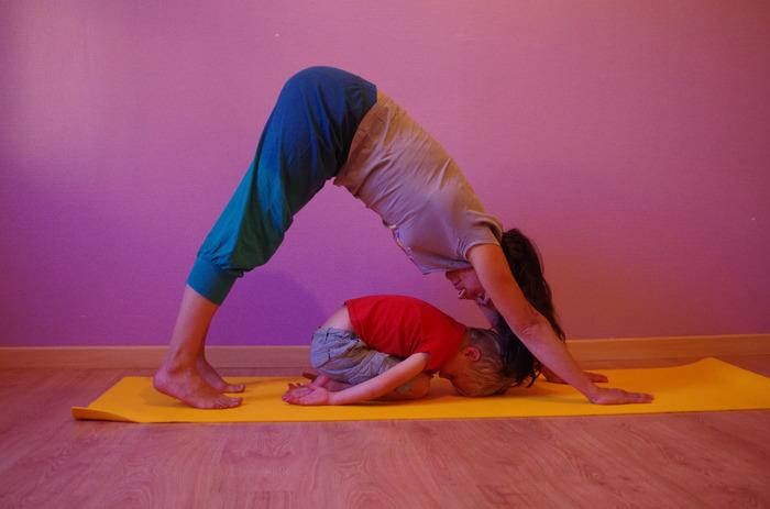 Atelier de Yoga pour les enfants
