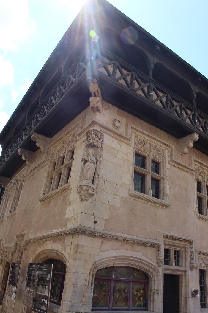 Journées du patrimoine 2018 - Atelier découverte de l'architecture à Vic-sur-Seille