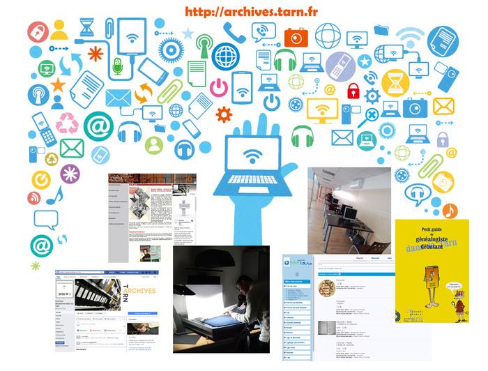 Journées du patrimoine 2018 - Atelier découverte : Partager le patrimoine numérique