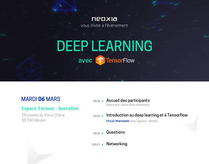 Atelier Deep Learning avec Tensorflow