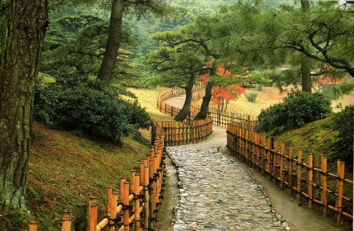 Journées du patrimoine 2018 - Atelier-démonstration de barrières japonaises à l'Arboretum