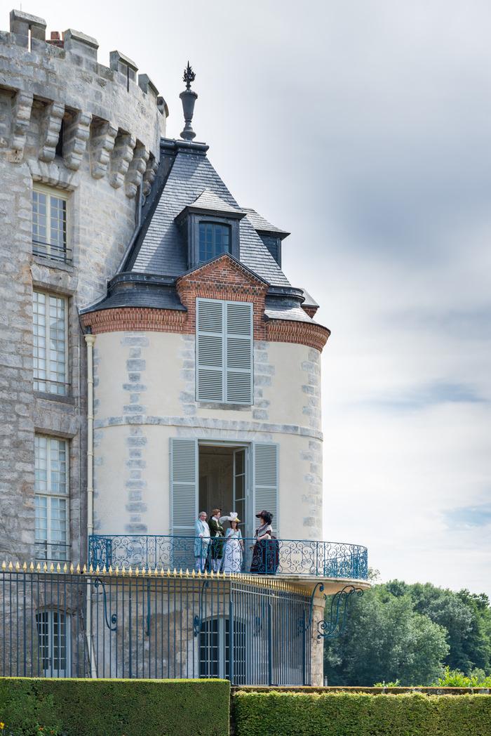 Journées du patrimoine 2017 - Atelier écriture au porte-plume - calligraphie XVIIIe siècle