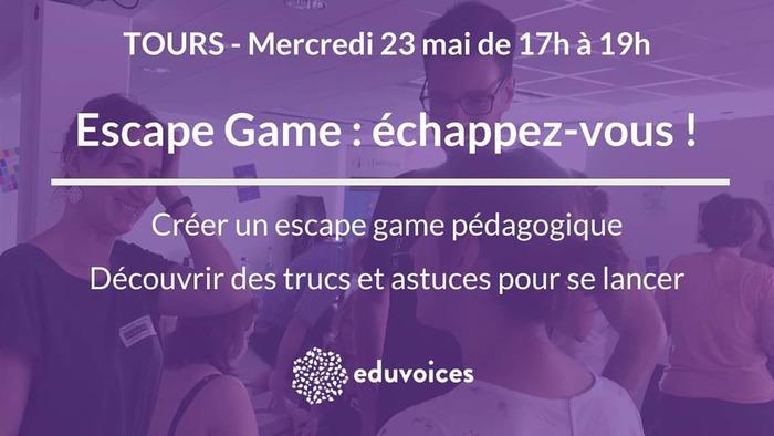 Atelier @eduvoices