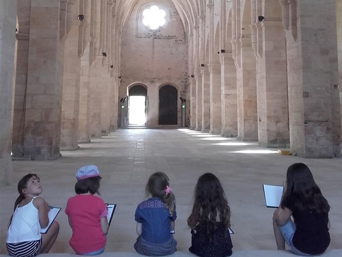 Crédits image : Abbaye de Noirlac