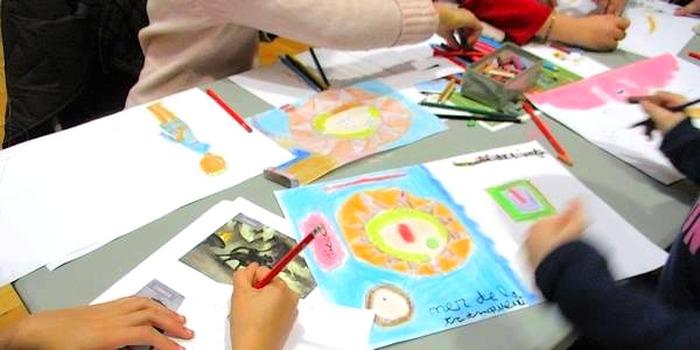 Journées du patrimoine 2018 - Atelier  enfant