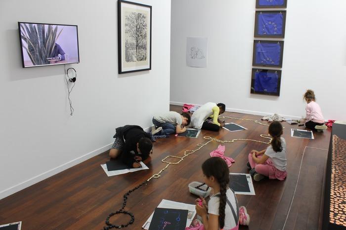 Journées du patrimoine 2018 - Atelier famille autour de l'exposition
