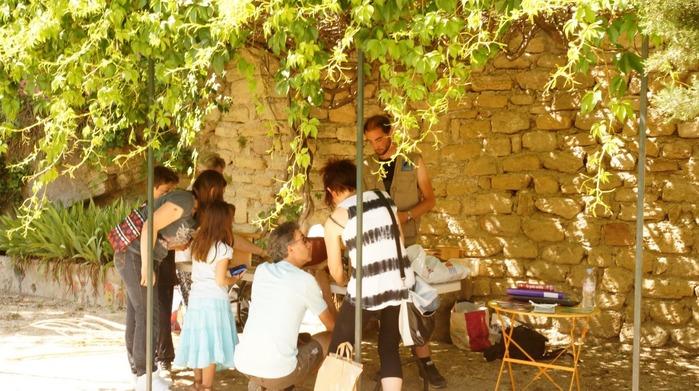 Journées du patrimoine 2018 - Atelier enfants: Hôtel à insectes