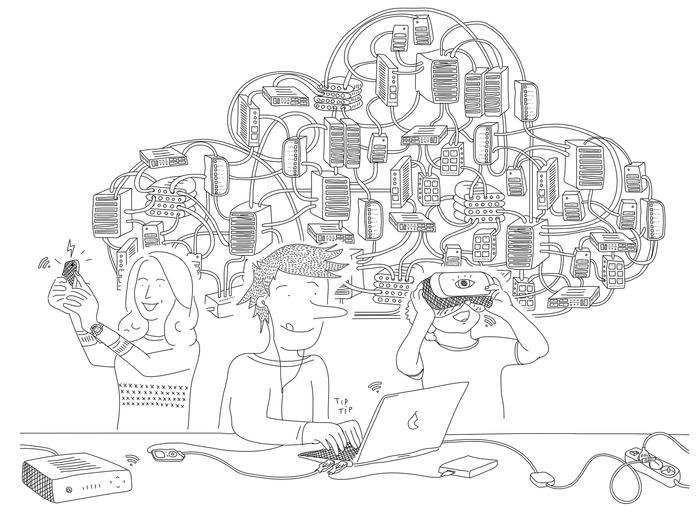 """Atelier """"Impact environnemental du numérique et solutions"""" - St Laurent-en-Roya…"""