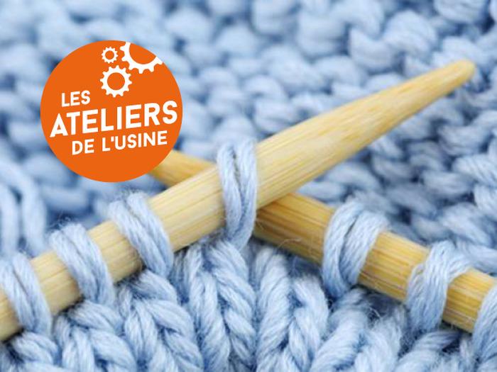 Atelier - Initiation au tricot