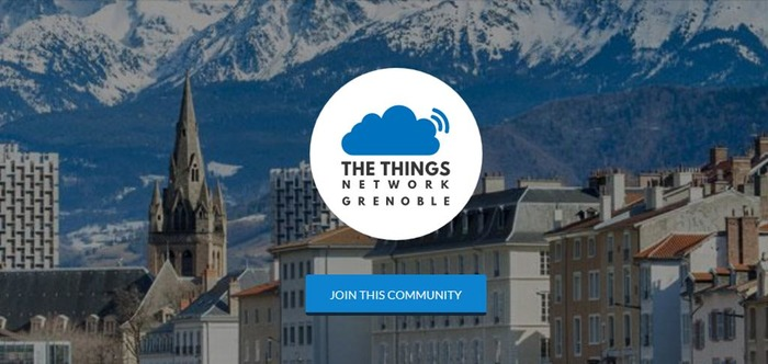 Atelier IoT – The Things Network