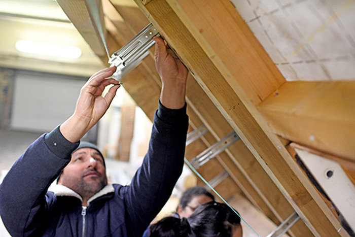 Atelier : Isolation des combles et des toitures (Pratique 1)