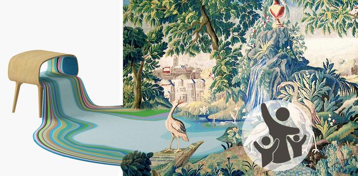 Crédits image : ©Bina Baitel Studio / Cité internationale de la tapisserie