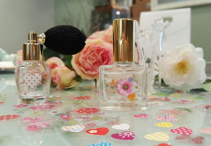 Journées du patrimoine 2018 - Atelier le Parfum en Herbe