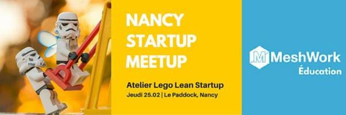 Atelier Lego Lean Startup