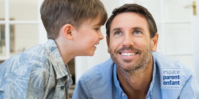 Atelier Les pères aujourd'hui : quel dialogue avec les enfants ?
