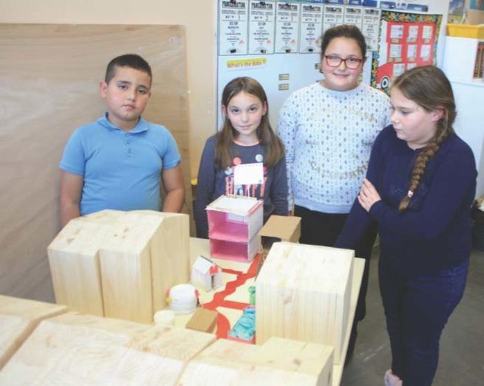 Journées du patrimoine 2018 - Atelier maquettes