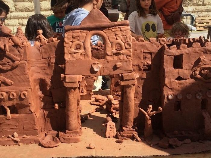 Journées du patrimoine 2018 - Atelier modelage et sculpture