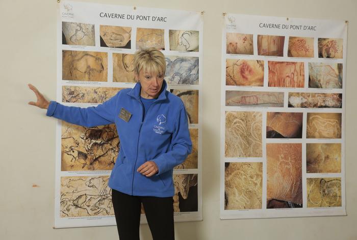 Journées du patrimoine 2018 - Atelier pariétalisme « Comment s'étudie une grotte ornée ? »