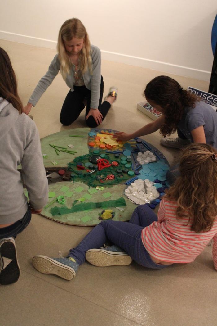 Journées du patrimoine 2018 - Atelier participatif pour toute la famille