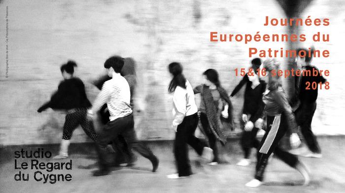Journées du patrimoine 2018 - Atelier participatif - Promenade urbaine