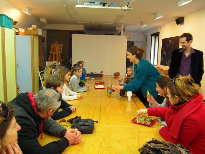 Journées du patrimoine 2018 - Atelier philo L'art du partage