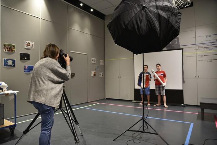 Journées du patrimoine 2018 - Atelier photos